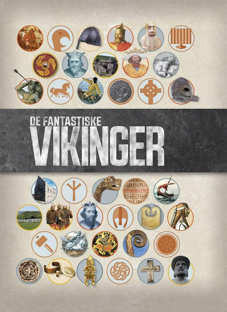 De fantastiske vikinger af Philip Parker