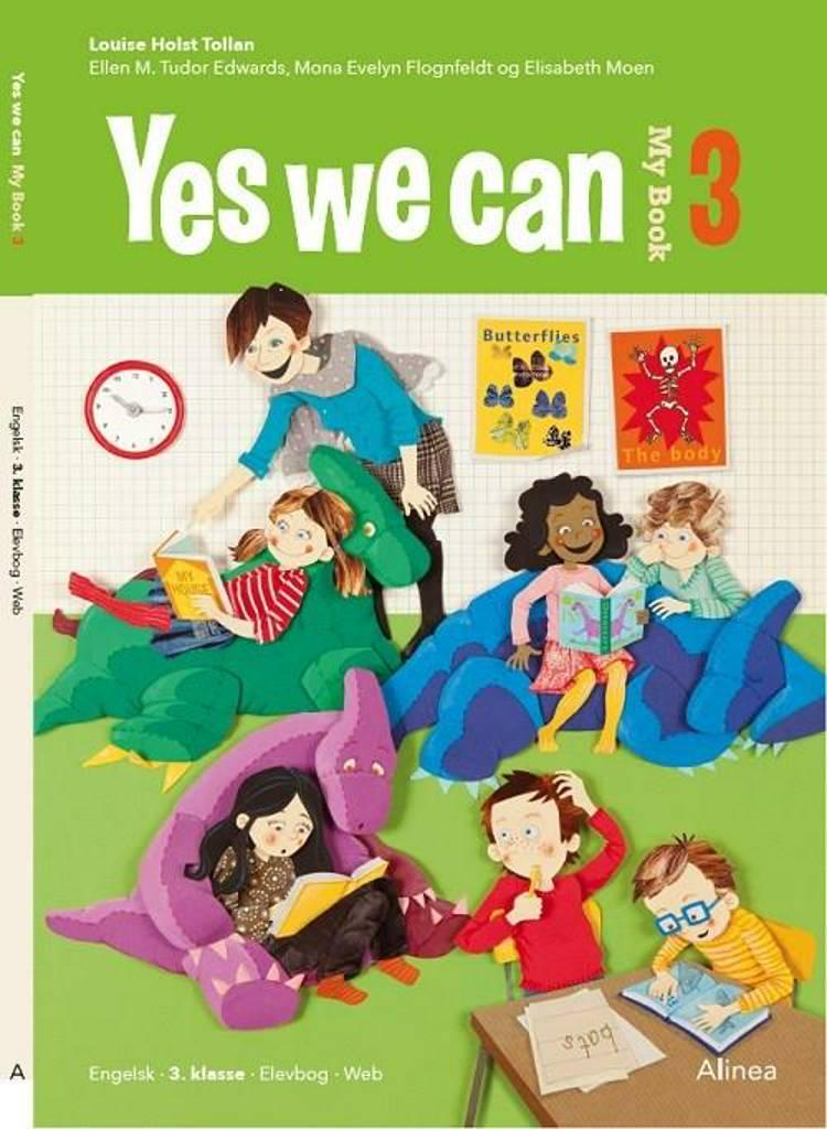 Yes We Can 3 af Sara Hajslund og Louise Holst Tollan