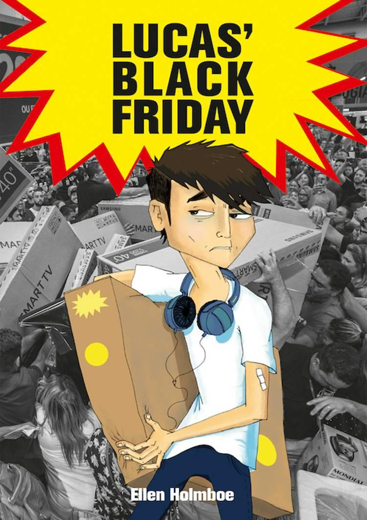 Lucas' Black Friday af Ellen Holmboe
