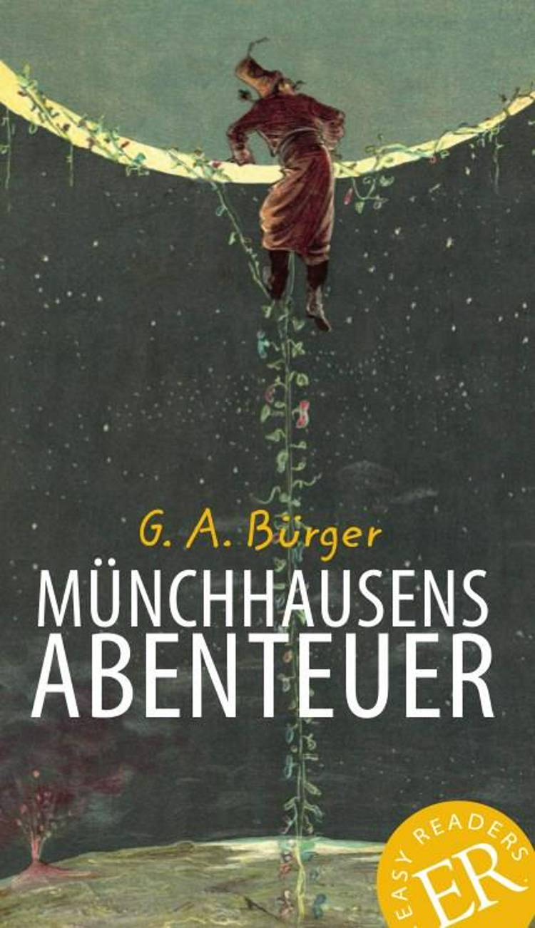 Münchhausens Abenteuer, ER A af G.A. Bürger