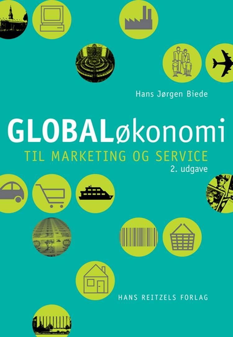 Globaløkonomi - til marketing og service af Peter Trier og Hans Jørgen Biede