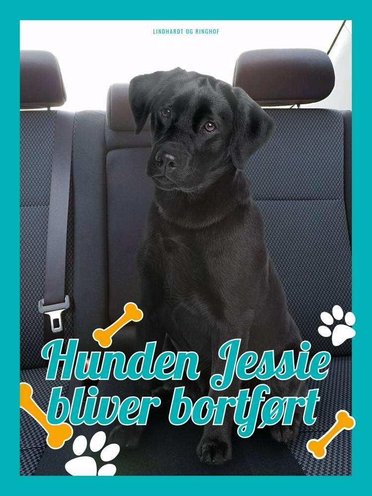 Hunden Jessie bliver bortført af Christine Pullein Thompson