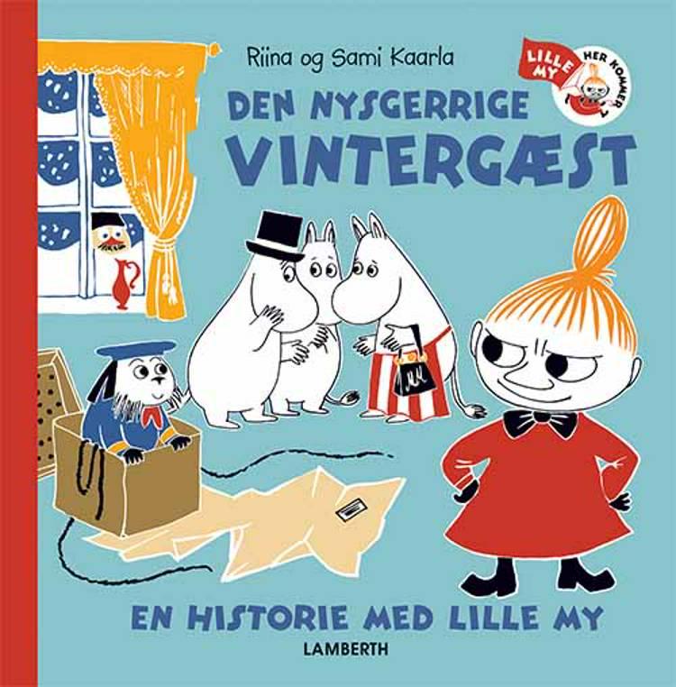 Den nysgerrige vintergæst af Sami Kaarla og Riina Kaarla