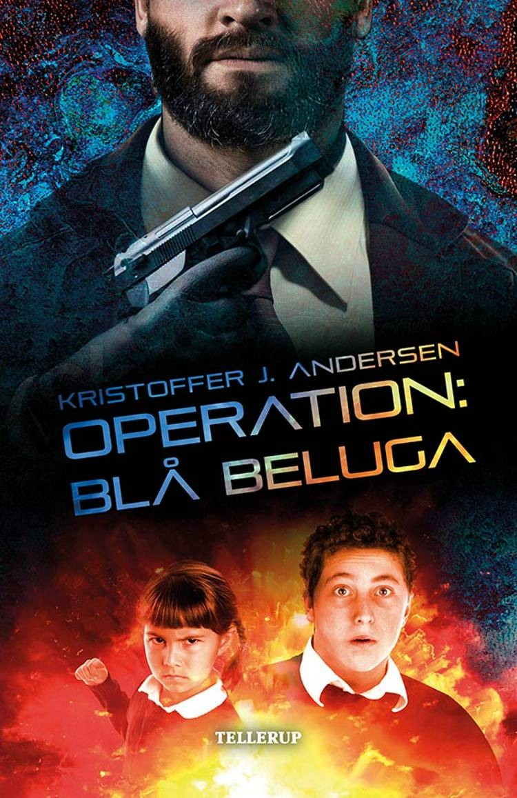Operation: Blå Beluga af Kristoffer Jacob Andersen