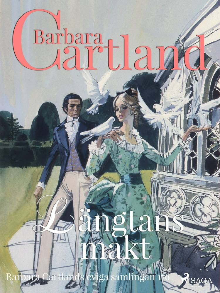 Längtans makt af Barbara Cartland