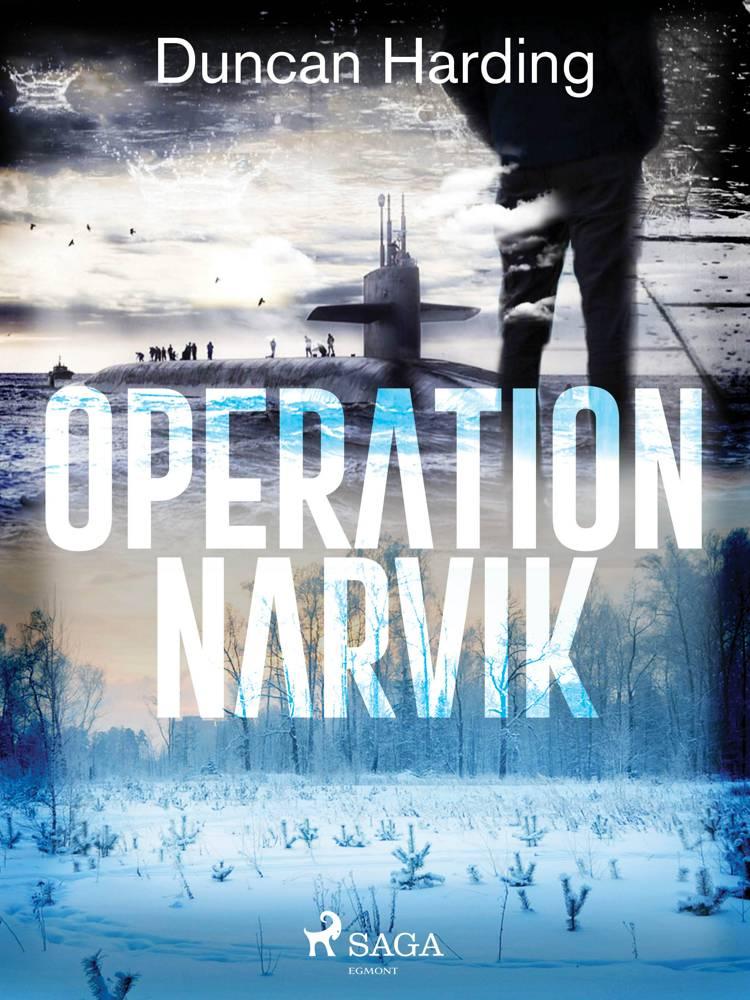 Operation Narvik af Duncan Harding