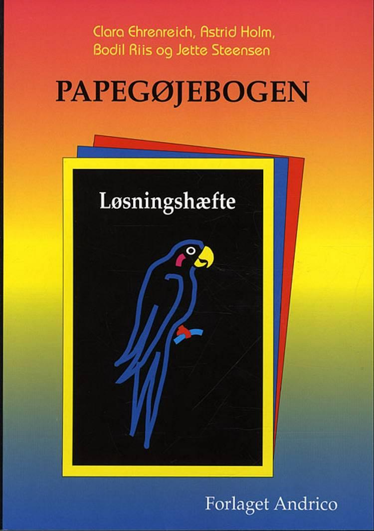 Papegøjebogen af Clara Ehrenreich