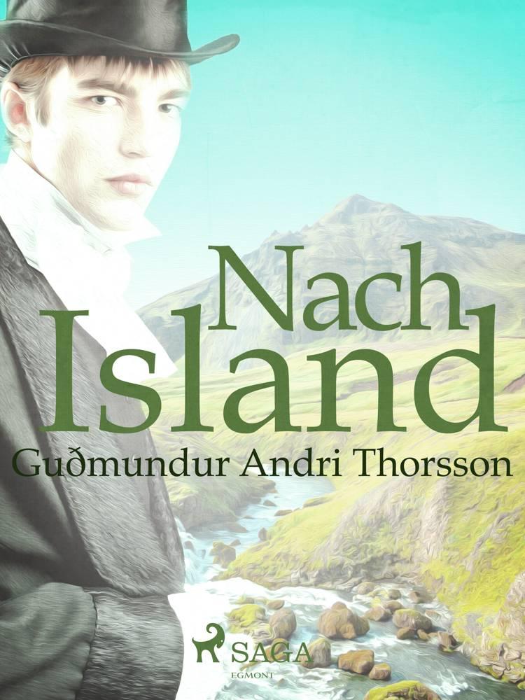 Nach Island af Gudmundur Andri Thorsson