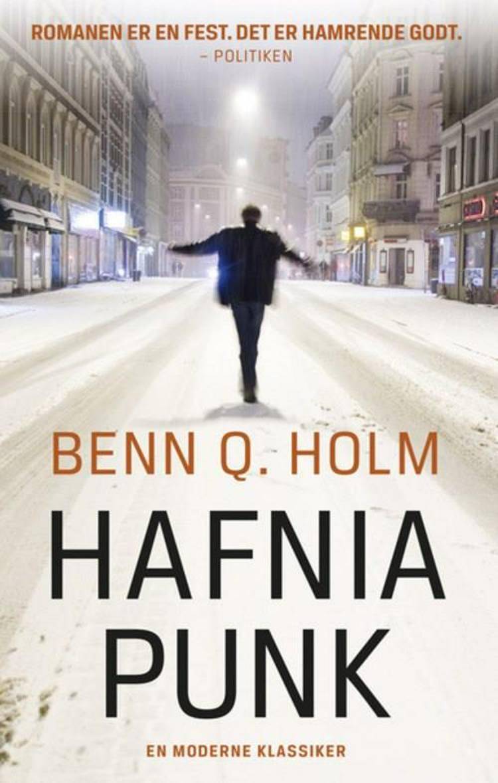 Hafnia punk af Benn Q. Holm