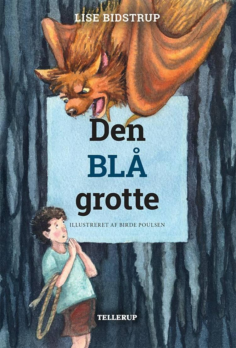 Den blå grotte af Lise Bidstrup