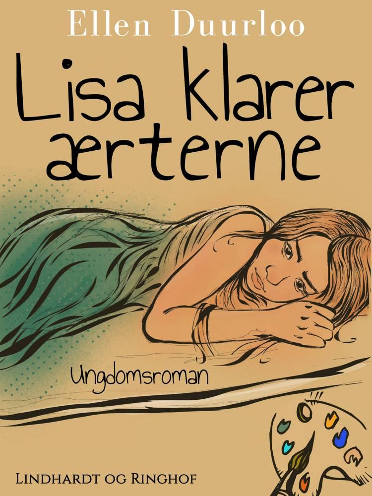 Lisa klarer ærterne af Ellen Duurloo