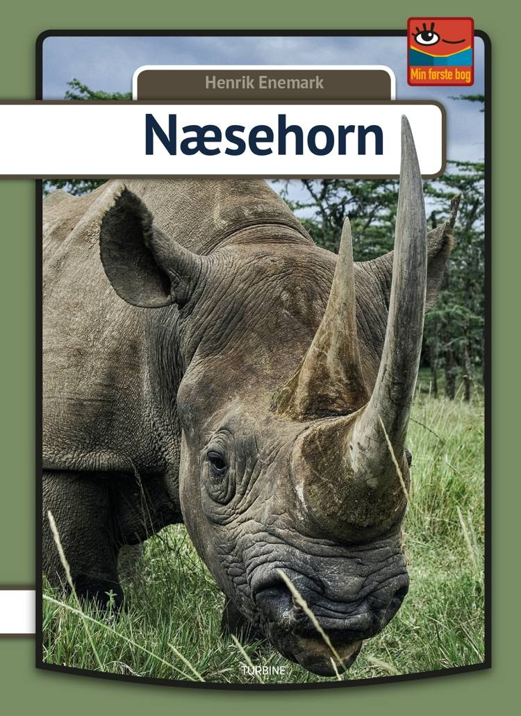 Næsehorn af Henrik Enemark