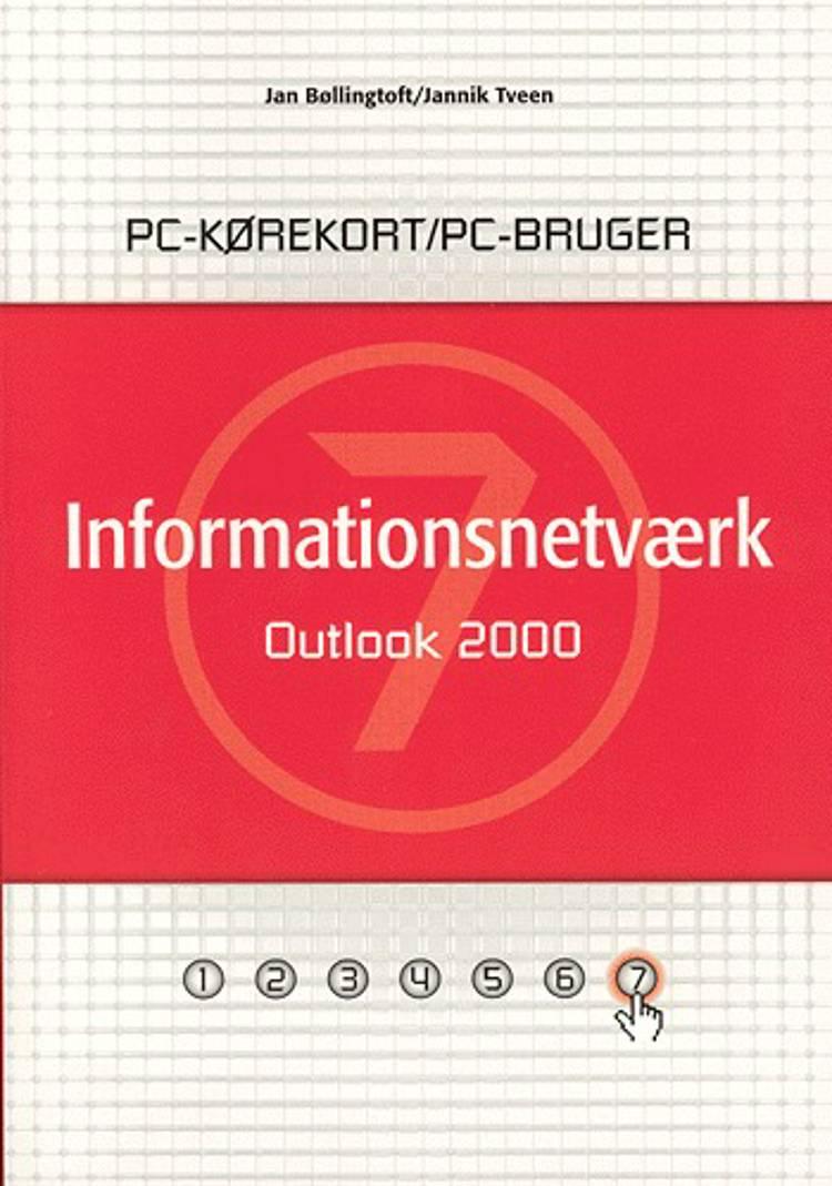 Informationsnetværk - Outlook af Jan Bøllingtoft og Jannik Tveen