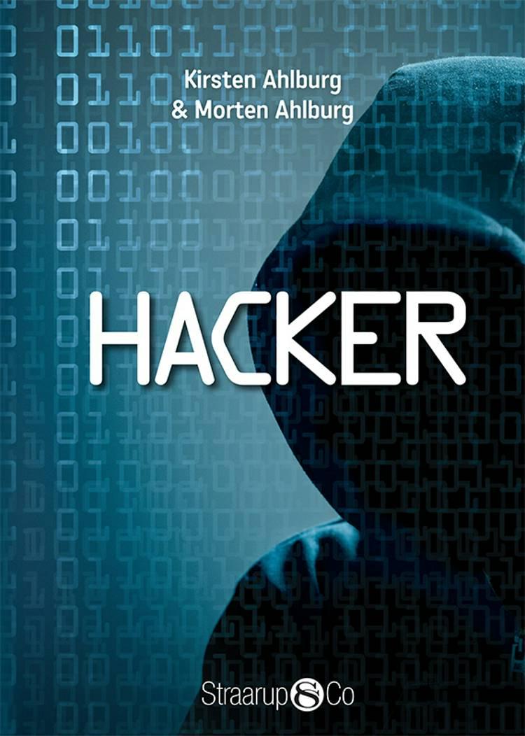 Hacker af Kirsten Ahlburg og Morten Ahlburg