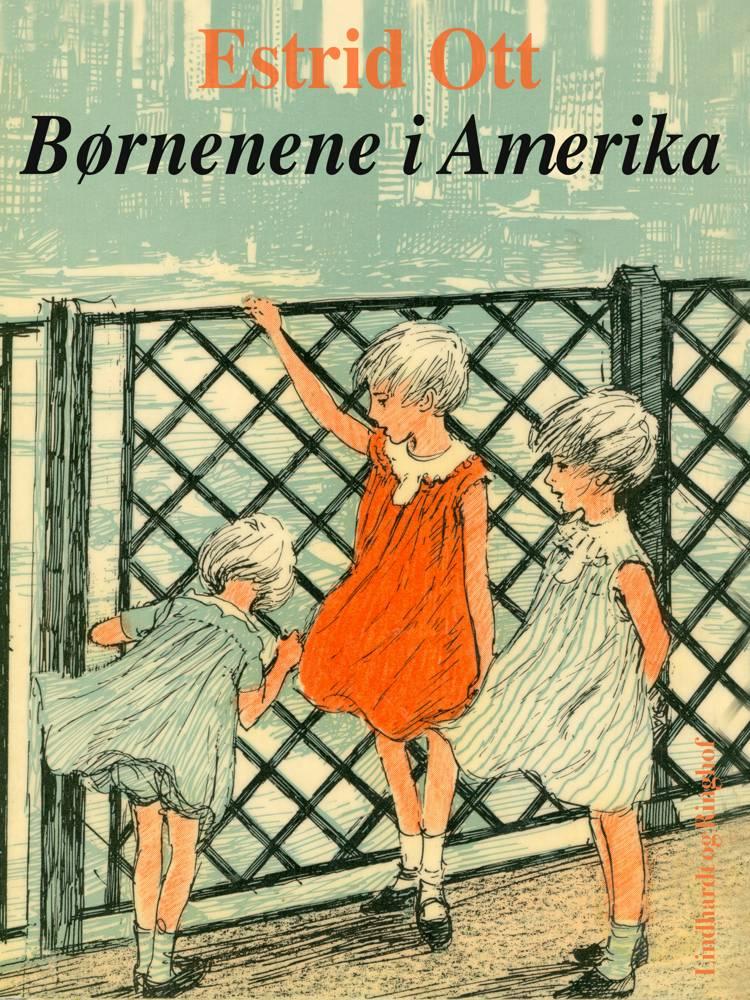 Børnene i Amerika af Estrid Ott