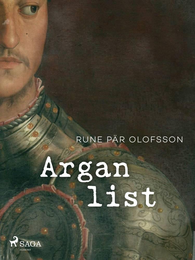 Argan list af Rune Pär Olofsson