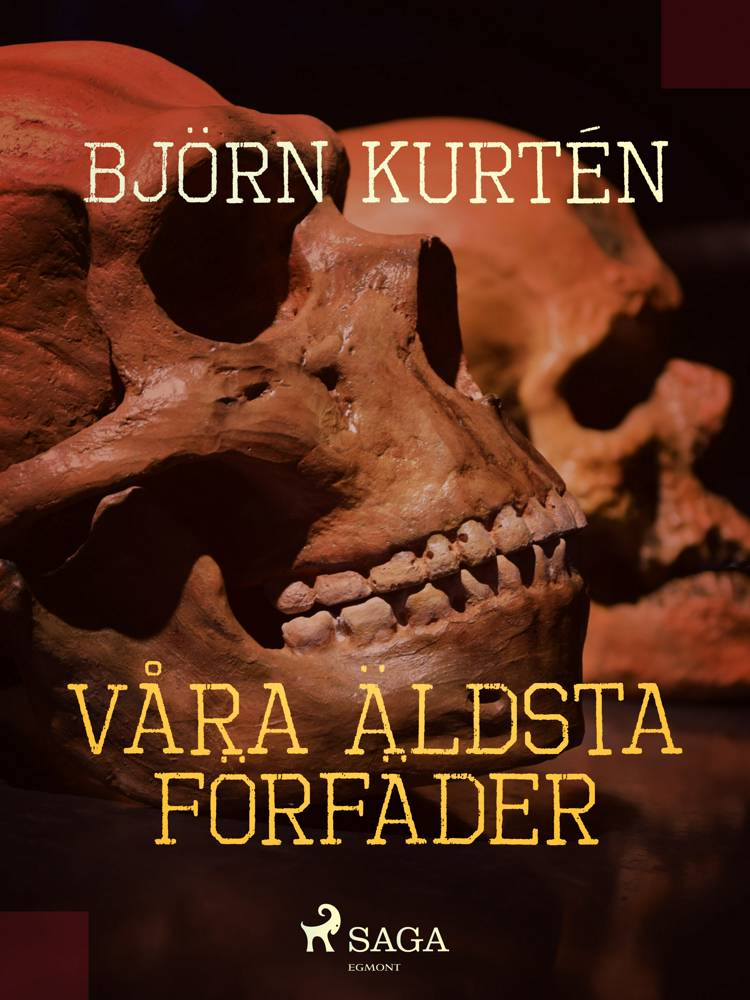 Våra äldsta förfäder af Björn Kurtén