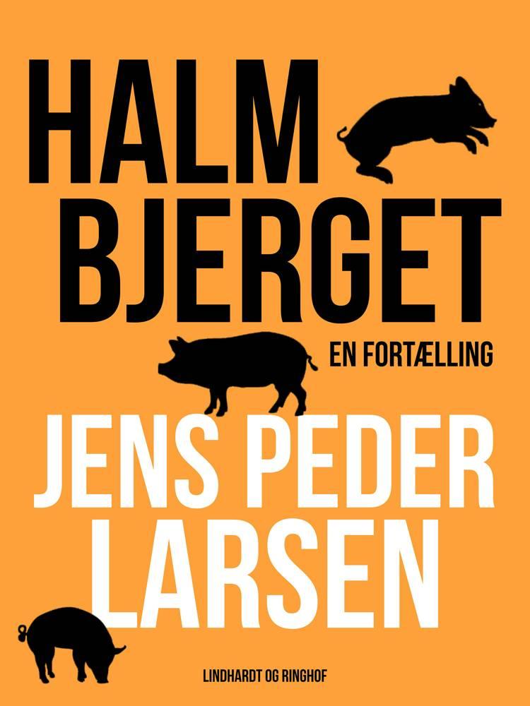 Halmbjerget: En fortælling af Jens Peder Larsen