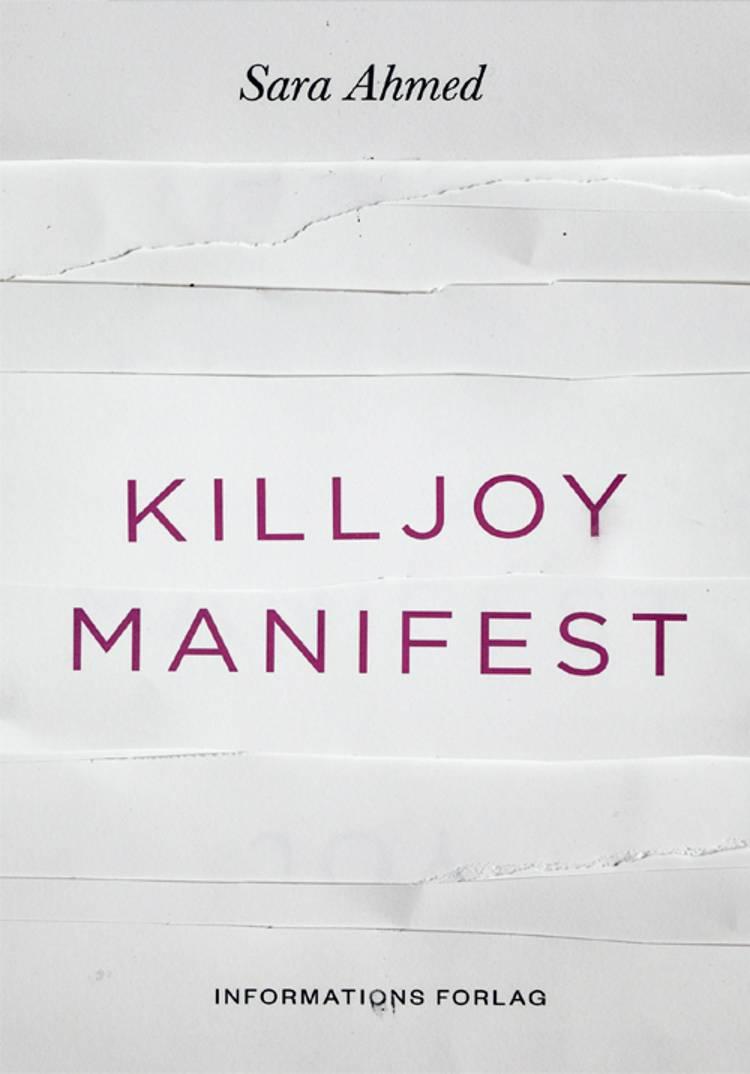 Killjoy-manifest af Sara Ahmed