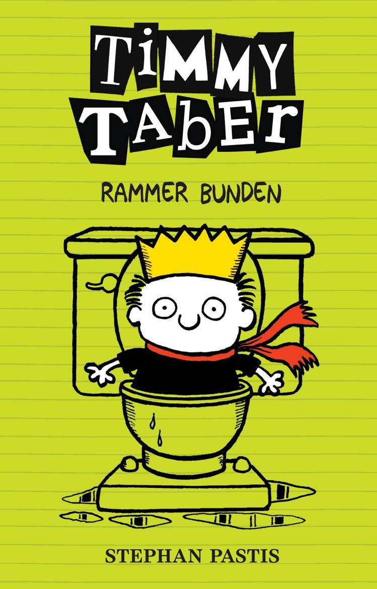 Timmy Taber 4: Rammer bunden af Stephan Pastis