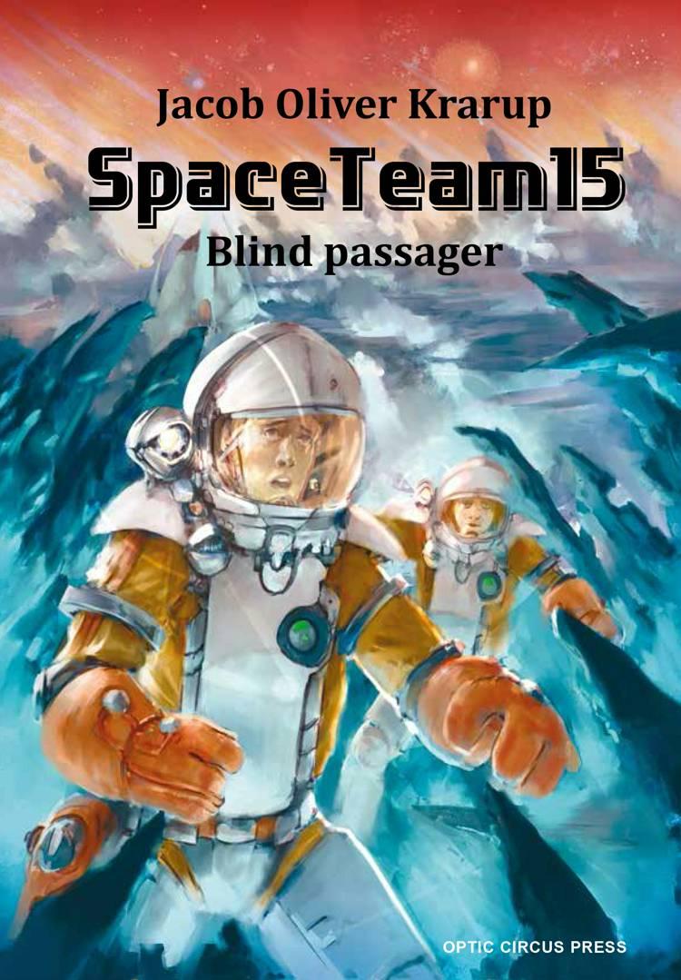 Blind passager af Jacob Oliver Krarup