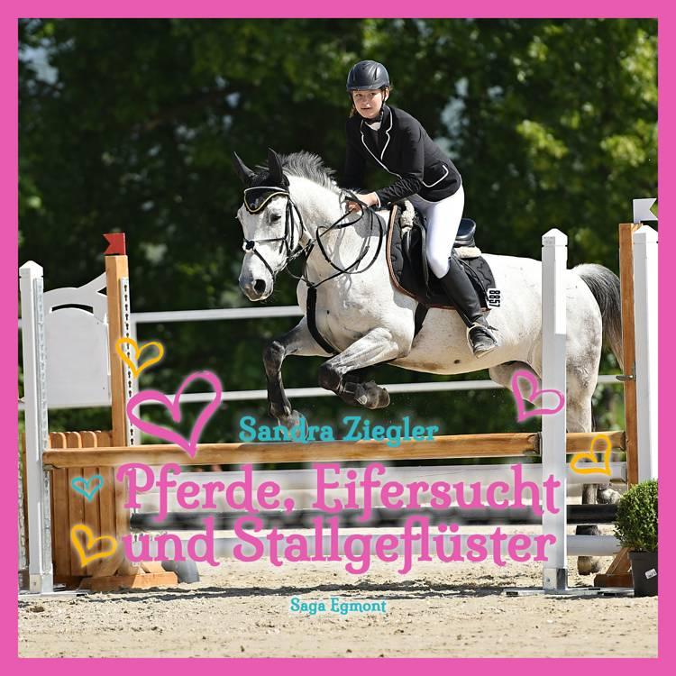 Pferde, Eifersucht und Stallgeflüster af Sandra Ziegler