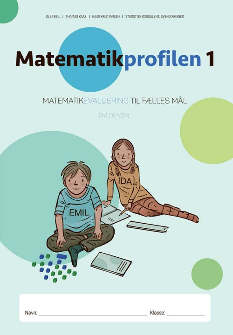 Matematikprofilen 1 af Thomas Kaas, Ole Freil og Heidi Kristiansen