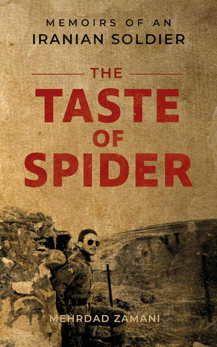 The taste of spider af Mehrdad Zamani