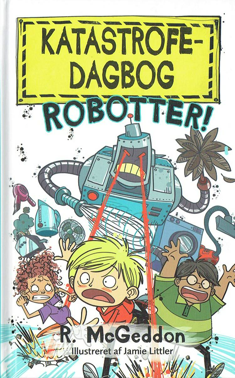 Robotter! af R. McGeddon