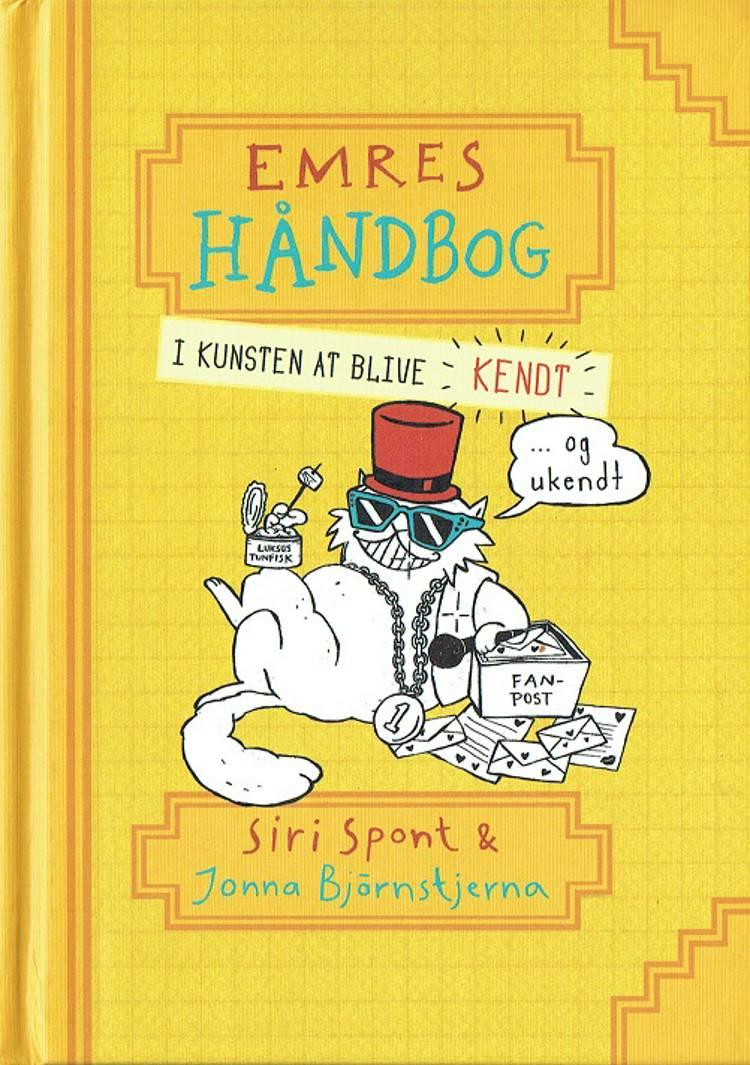 Emres håndbog i kunsten at blive kendt af Siri Spont
