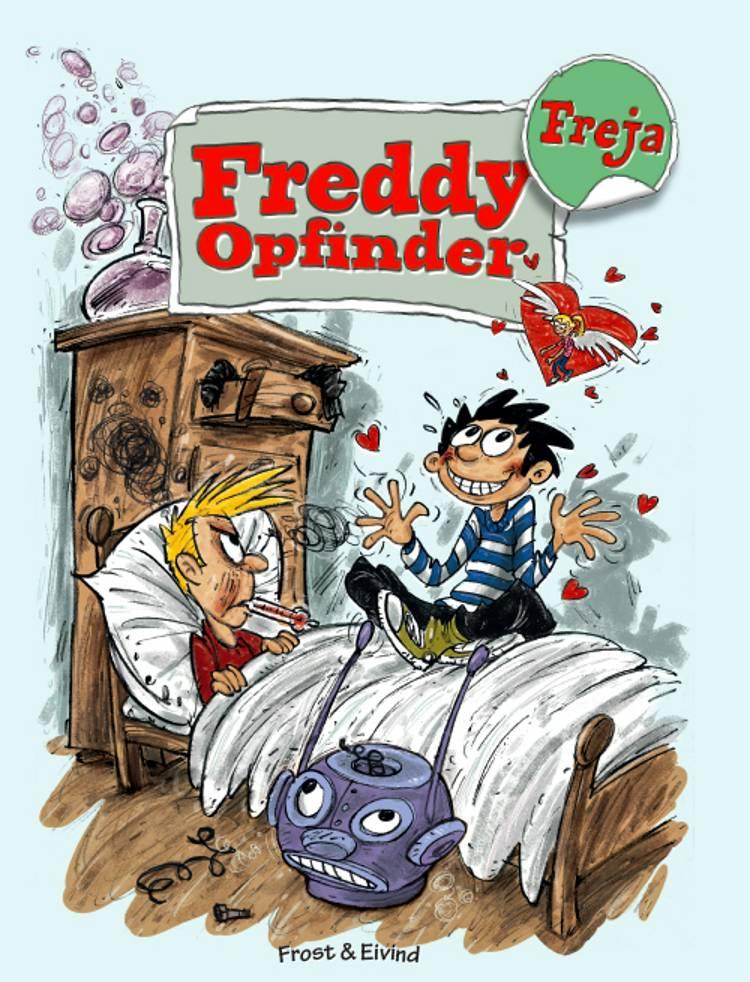 Freddy Opfinder og Freja af Mikkel Nordin Frost
