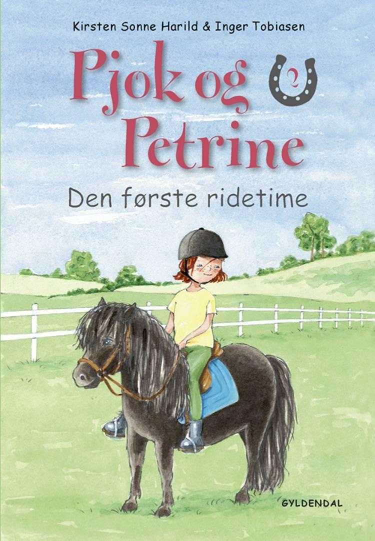 Den første ridetime af Kirsten Sonne Harild