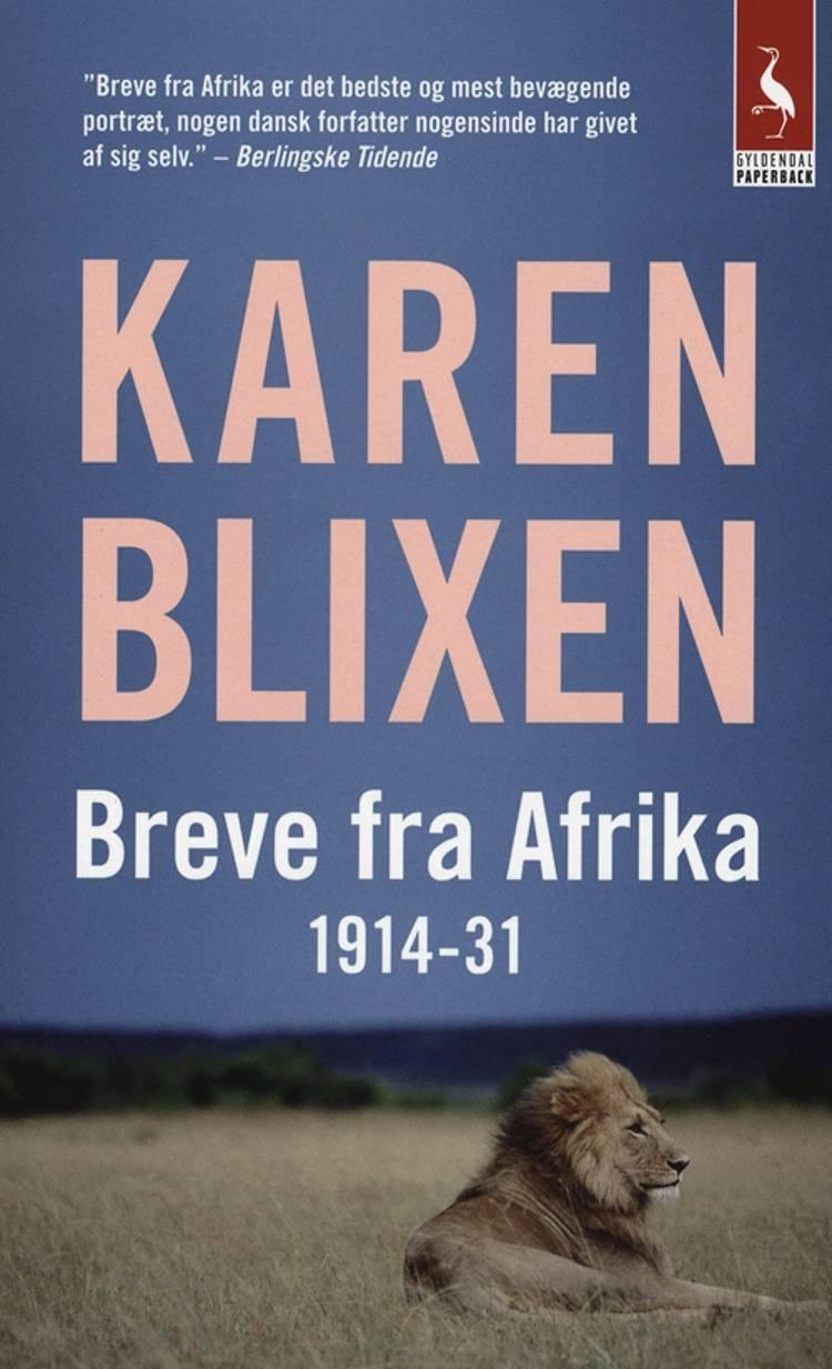 Breve fra Afrika af Karen Blixen