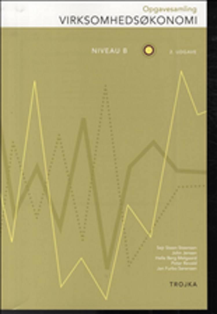 Virksomhedsøkonomi, niveau B af John Jensen, Sejr Steen Steensen og Helle Berg Melgaard m.fl.