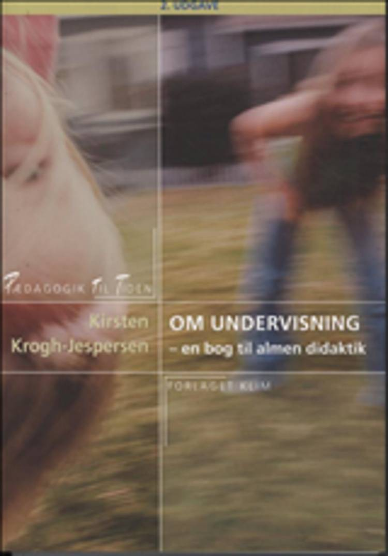 Om undervisning af Kirsten Krogh-Jespersen