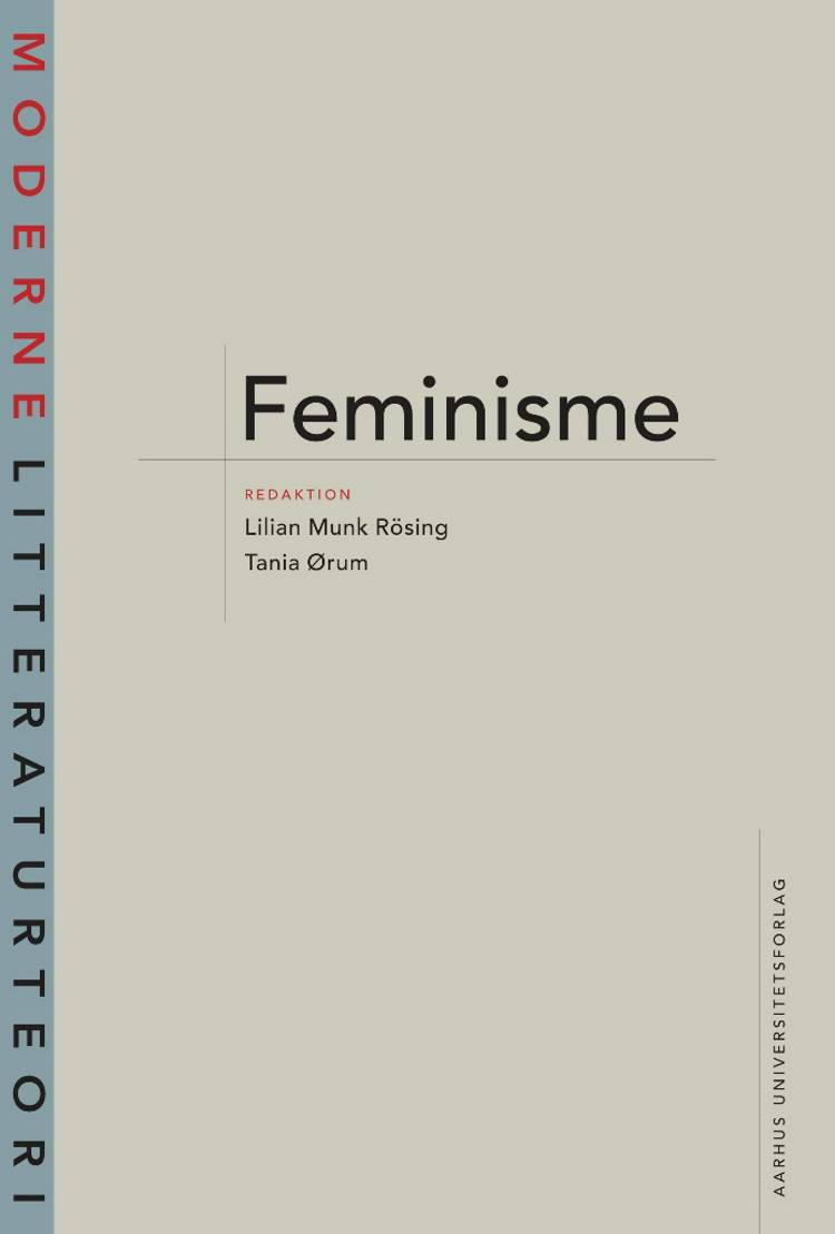 Feminisme af Tania Ørum og Lilian Munk Rösing