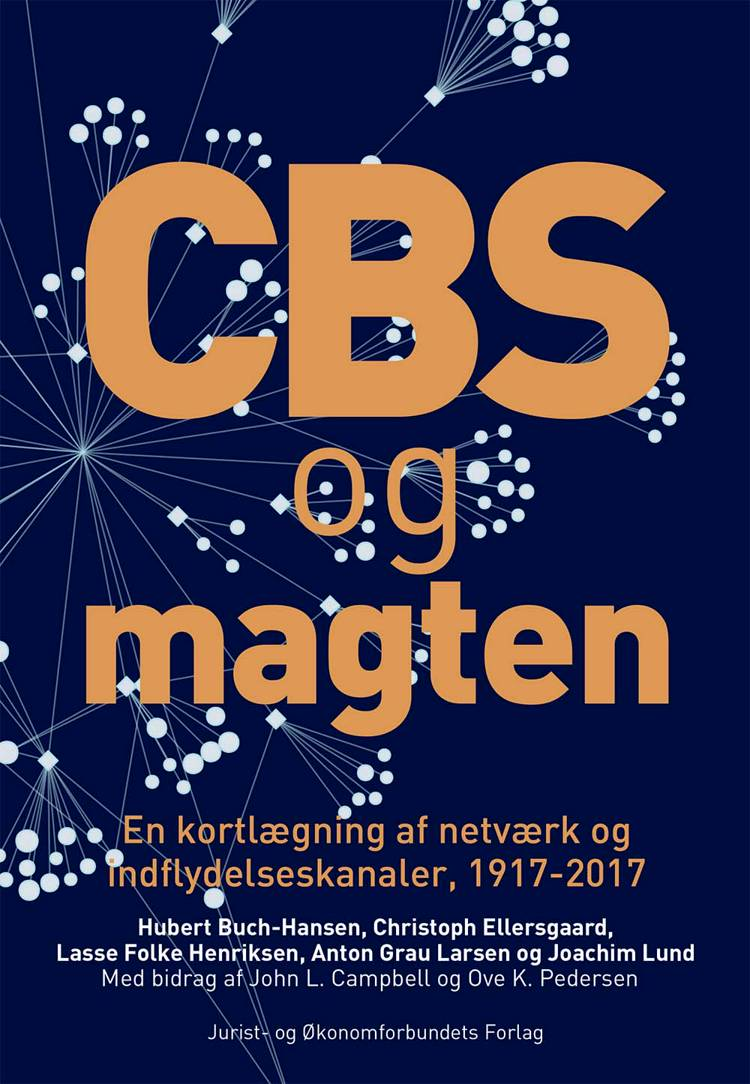 CBS og magten af Hubert Buch-Hansen, Christoph Ellersgaard og Lasse Folke Henriksen m.fl.