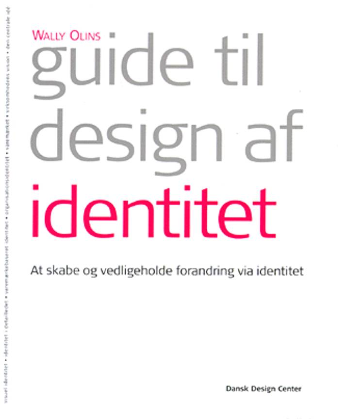 Guide til design af identitet af Wally Olins