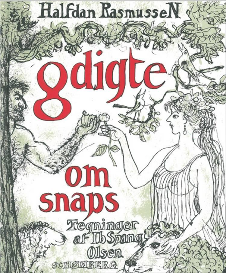 8 digte om snaps af Halfdan Rasmussen og Ib Spang Olsen