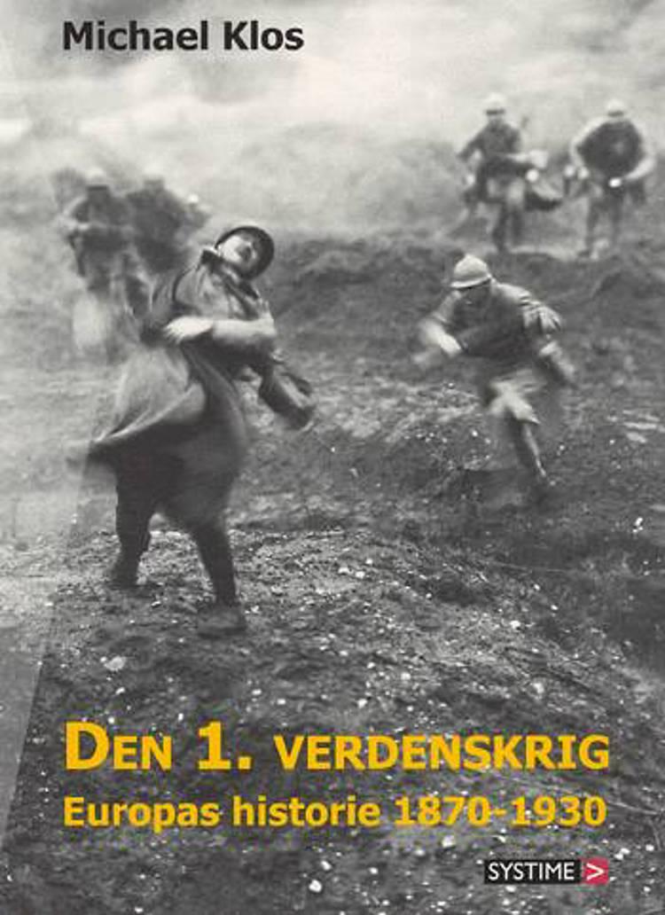 Den 1. verdenskrig af Michael Klos