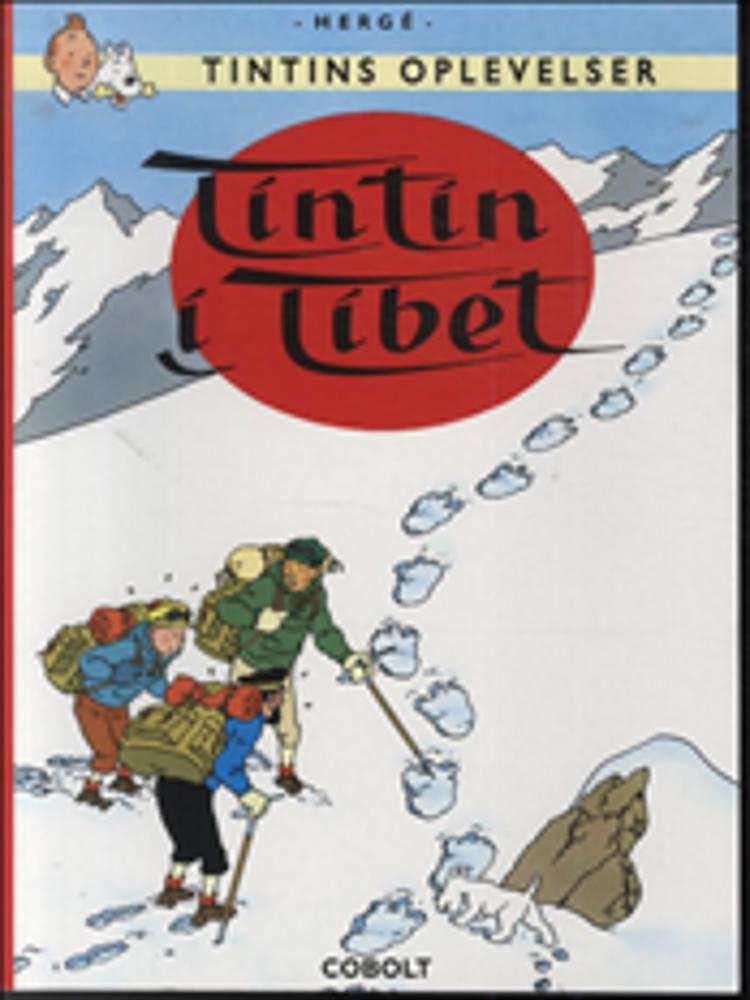 Tintin i Tibet af Hergé