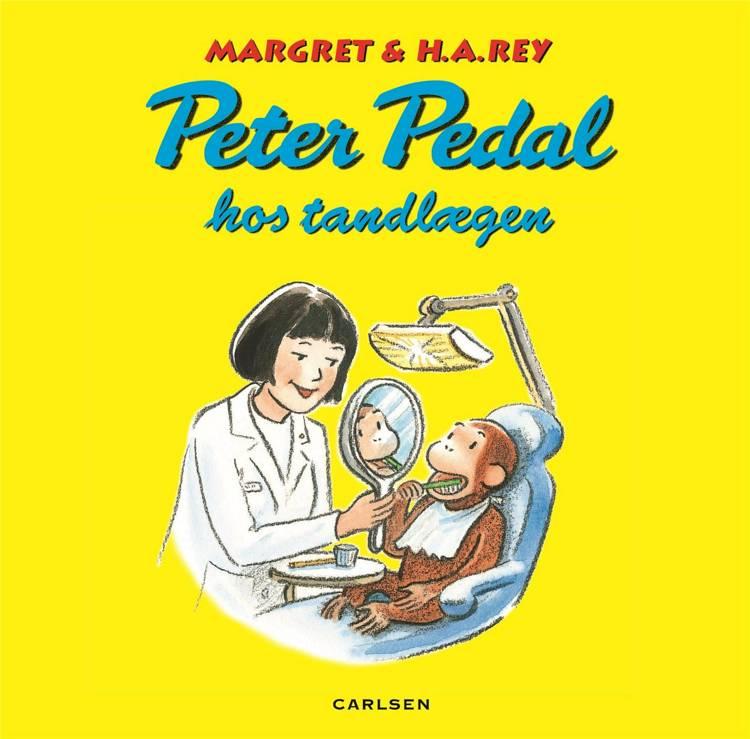 Peter Pedal hos tandlægen af H.A. Rey og Margret Rey