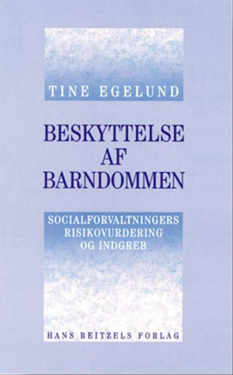 Beskyttelse af barndommen af Tine Egelund