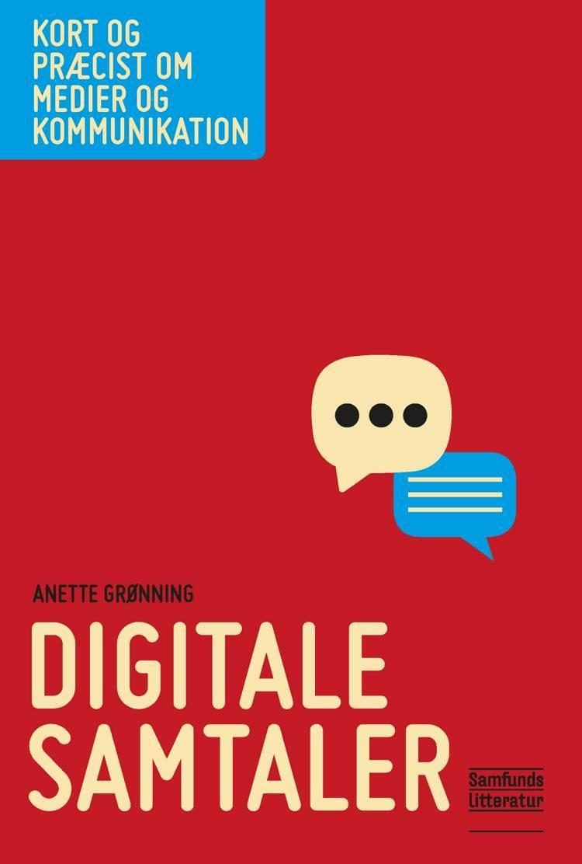 Digitale samtaler af Anette Grønning
