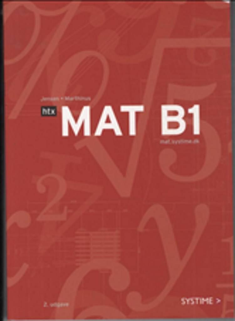 Mat B1 HTX af Michael Jensen og Klaus Marthinus