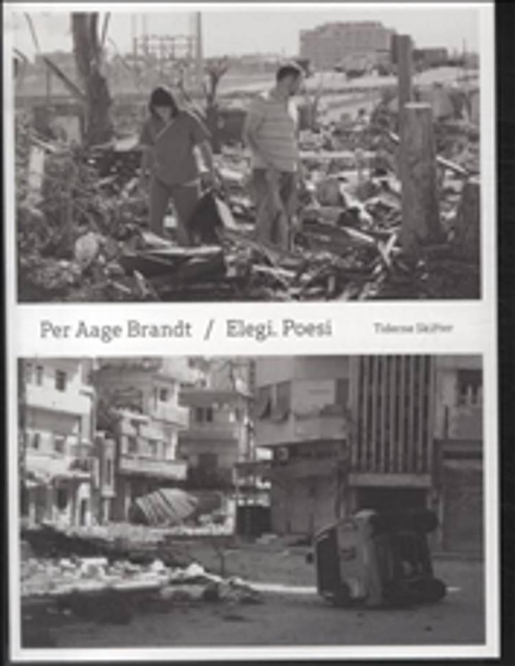 Elegi - poesi af Per Aage Brandt