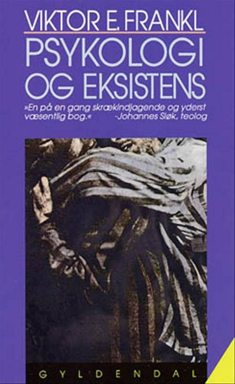 Psykologi og eksistens af Viktor E. Frankl