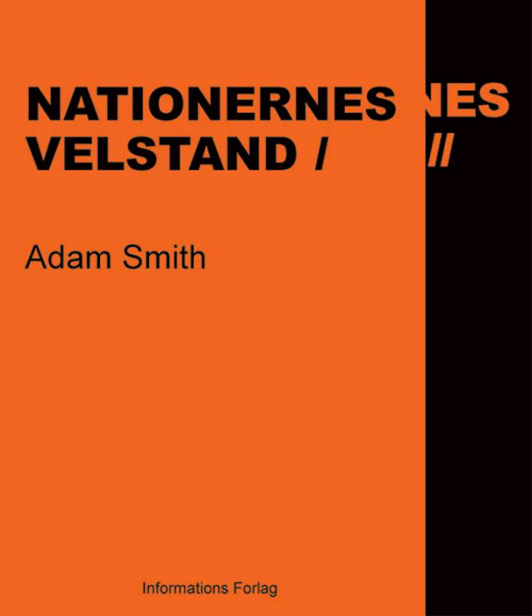 Nationernes velstand af Adam Smith
