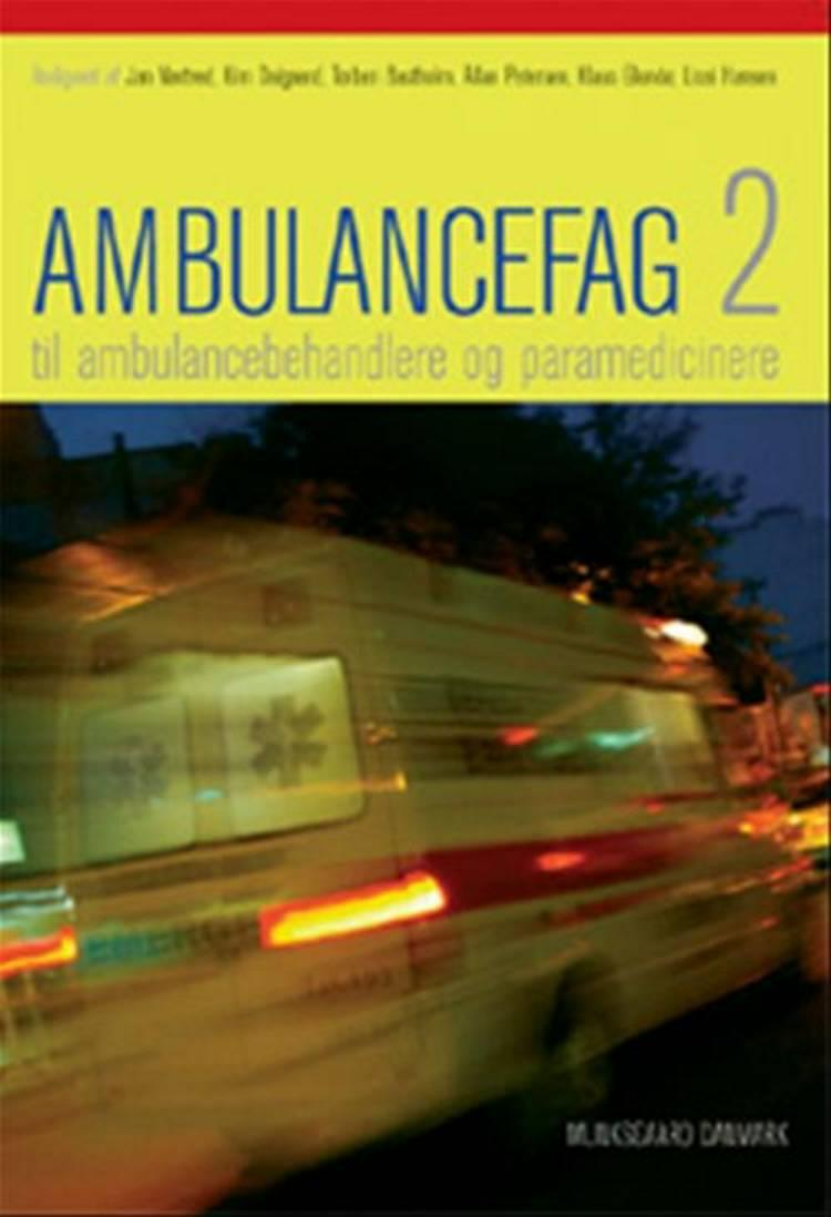 Ambulancefag af Benedict Kjærgaard, Astrid Listov Lindekær og Berith Bro m.fl.