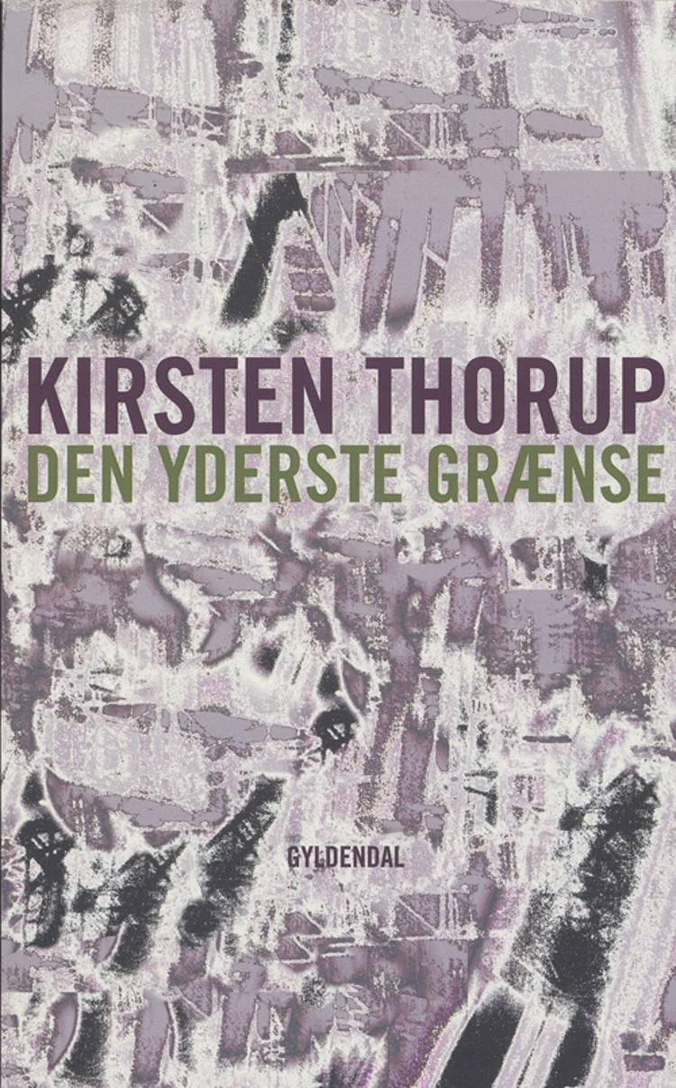 Den yderste grænse af Kirsten Thorup
